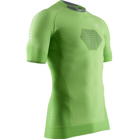 X-Bionic Invent 4.0 Run Speed T-shirt Homme, amazonas green/anthracite